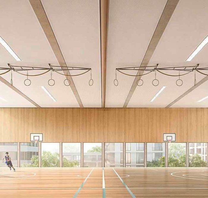 Cambium - Salle de gym
